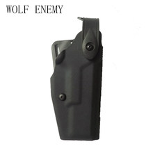 Airsoft Pistol 6320 Holster Sem Lanterna Tactocal 1911 coldre de arma(China)