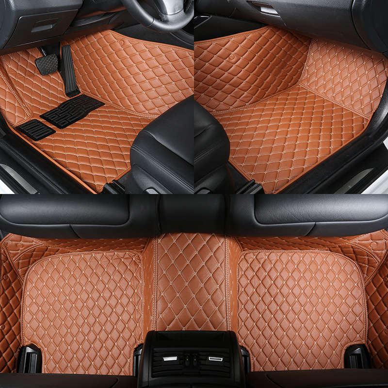 Best Quality Free Shipping Custom Special Floor Mats For Nissan