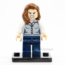 176 Scarlet Witch Individual minifigure super hero compatible With Legoe