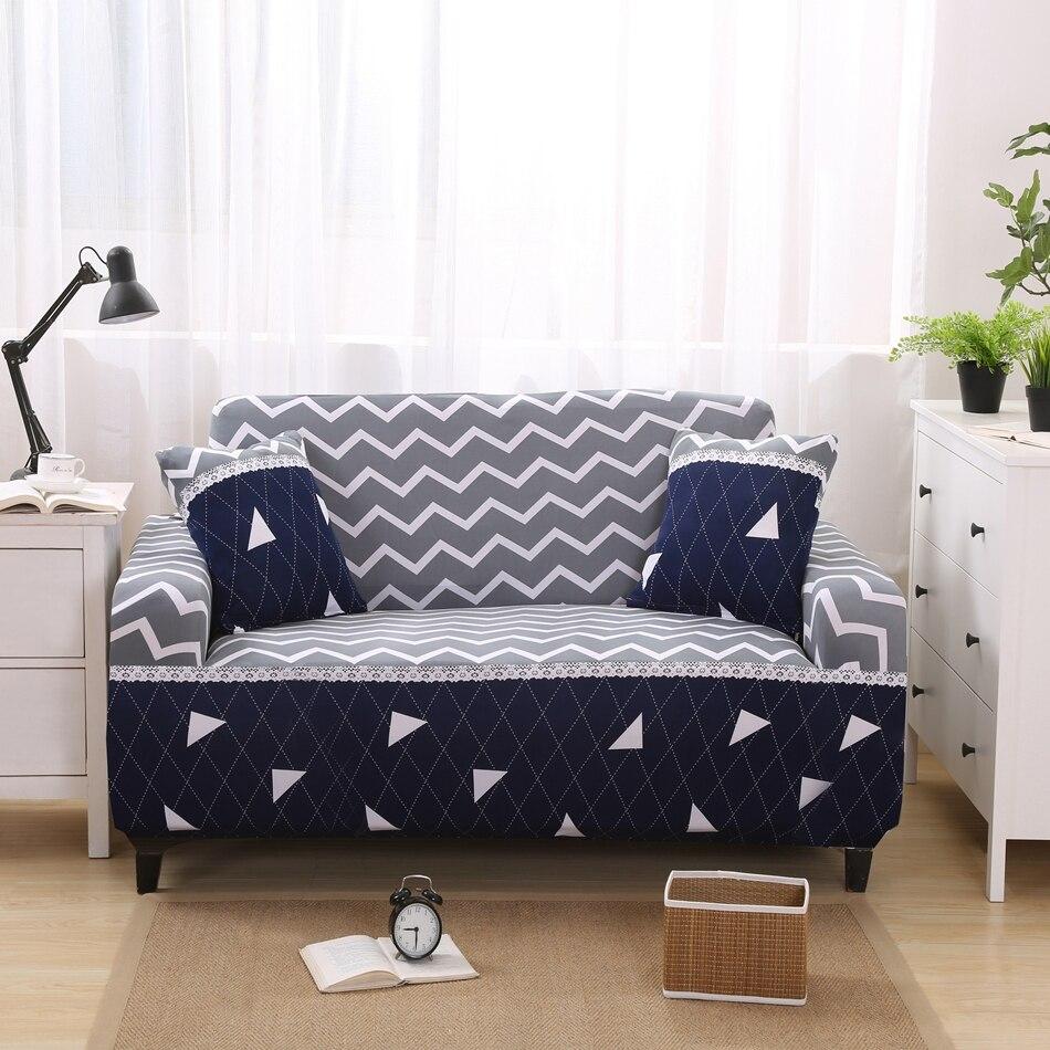 diseo raya geomtrica cubierta de tela cubierta de sof nuevo modelo de sof seccional para la