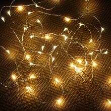 New Year Christmas Garland Copper Wire LED String Lamp Fairy lights 1/2/5/10/20M Length For Indoor Xmas Wedding Decoration