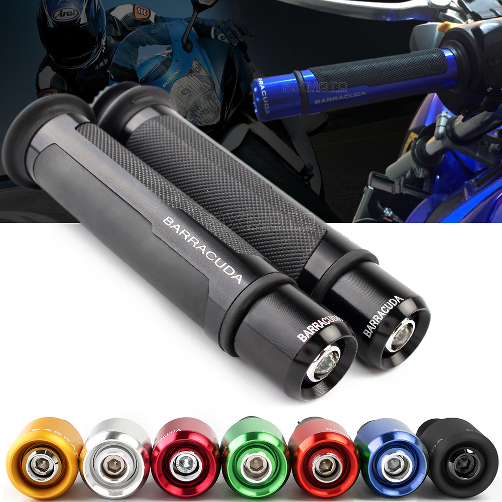 7/8'' Motorcycle Handle Bar Handlebar Grips&ends 22mm Moto Racing Grips FOR DUCATI 1199 Panigale Diavel 1098 848