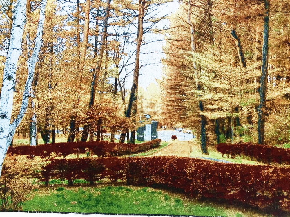 big size scenery gobelin tapestries natural landscape style home rh aliexpress com