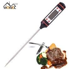 Термометр для мяса, кухонные инструменты, цифровой датчик для приготовления пищи, электронный прибор для барбекю, выпечки, кондитерских изделий, бытовой датчик температуры
