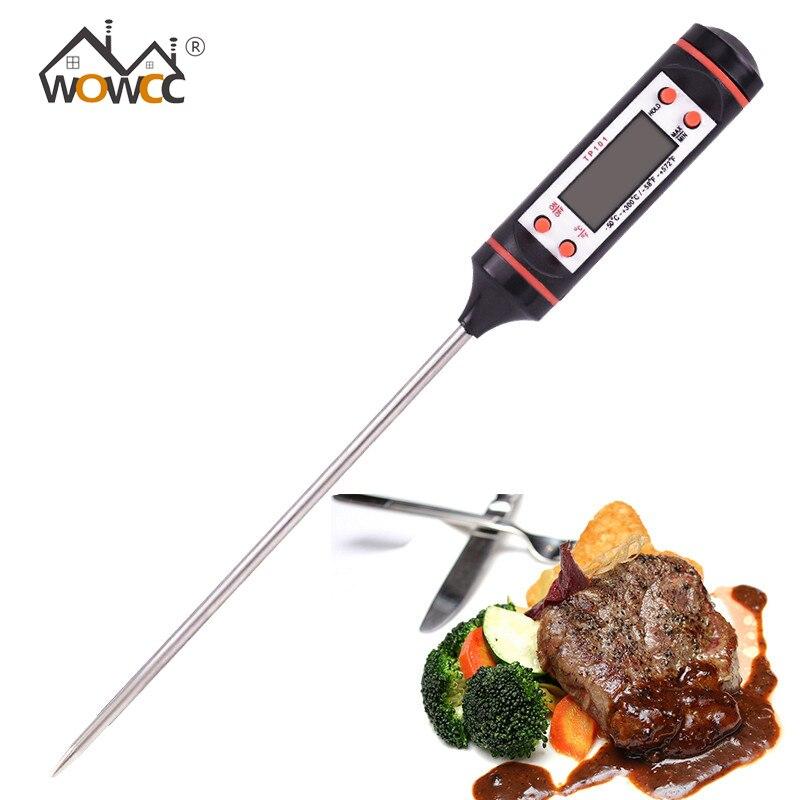 Électronique thermomètre à viande Cuisine Digital Food Probe BBQ Thermomètre
