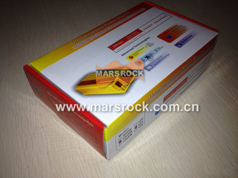 1000 W 12 V à 220 V onduleur à onde sinusoïdale modifiée, avec 5 V DC USB - 3