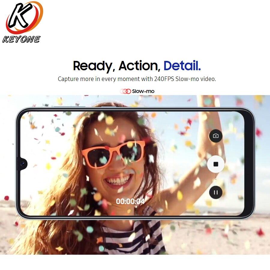 """Image 4 - العلامة التجارية الجديدة سامسونج غالاكسي A50 A505GN DS 4G الهاتف المحمول 6.4 """"6 GB RAM 128GB ROM Exynos 9610 ثماني النواة أندرويد 9.0 المزدوج سيم الهاتف-في الهواتف المحمولة من الهواتف المحمولة ووسائل الاتصالات على AliExpress"""