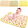 Cotton Baby Waterproof Urineproof Bed Changing Diapers Sheets Mat Infant Travel Urine Mattress Washable Blanket