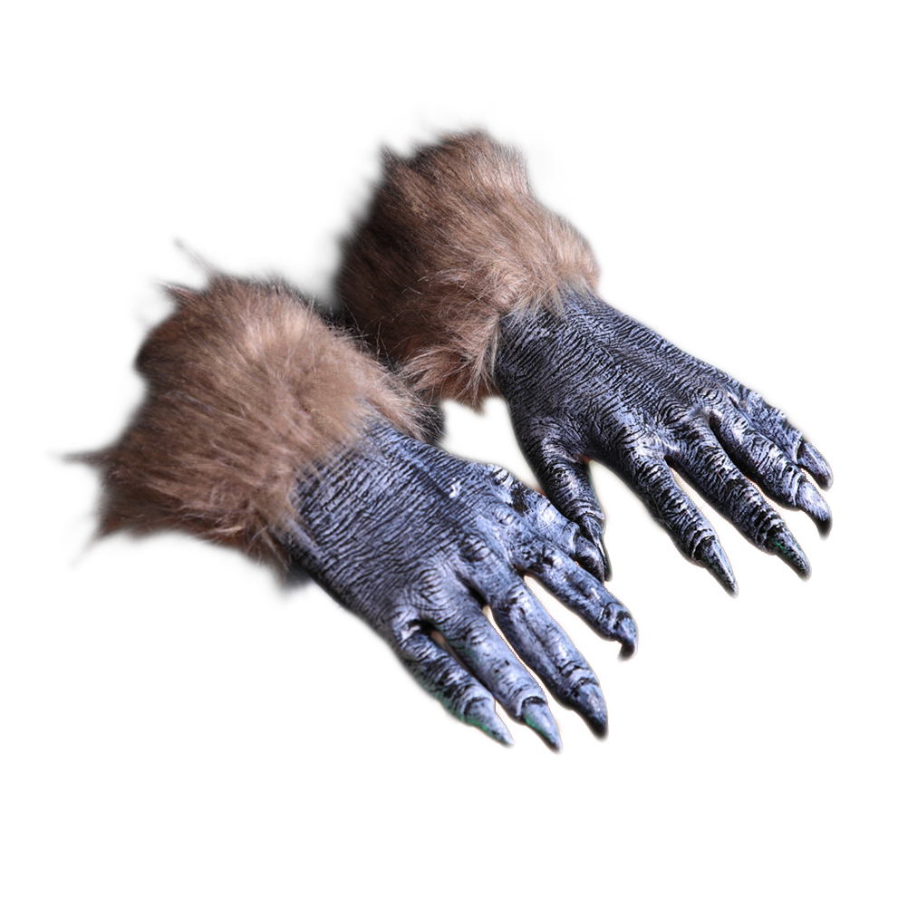 Halloween Party Light Up Werewolf Prop Decoration