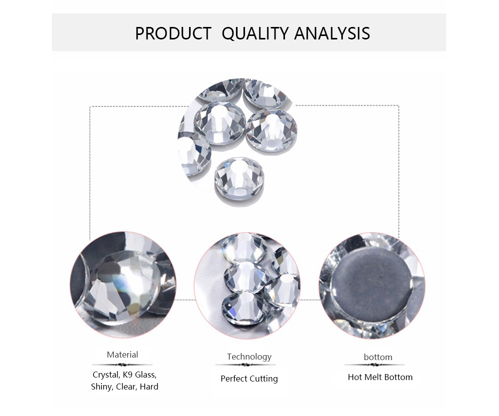 Стразы на клеевой основе s ss6 ss40 стеклянные камни свободные