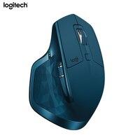 Logitech MX master2s Bluetooth Беспроводной Мышь 4000 Точек на дюйм Мыши компьютерные оптический точное отслеживание Профессиональный Двойной Режим Multi ус