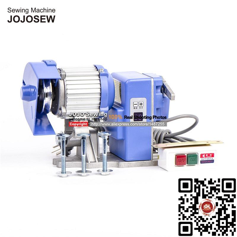 Sewing Machine Motors, Adjustable Speed Motor, Quiet Motor, Energy-saving Motors 220v 400w 0-4500 Turn