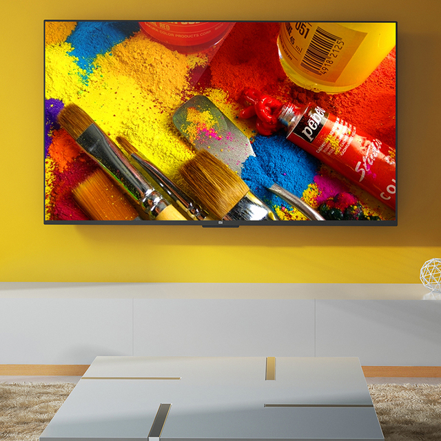Xiaomi AI TV 65 Inch 4K HDR Artificial Intelligence Voice Controlled Bluetooth Smart TV