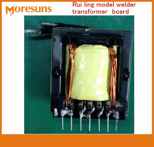 Fast Free Ship For Rui Ling Model Welder/transformer Main High Frequency Transformer  EER43X15 22:4 21:4 12:4 10:4 Module