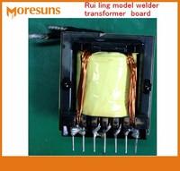 Fast Free Ship Rui Ling Model Welder Transformer Main High Frequency Transformer EER43X15 22 4 21