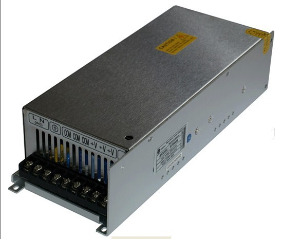 New 500W Leadshine power supply SPS608 Specifically designed to power stepping and servo drives can out 60VDC and 8.5A current
