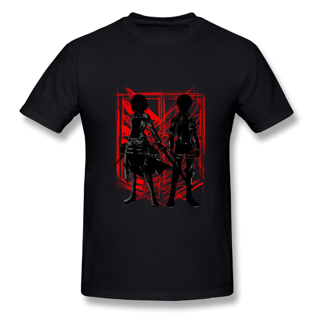 Attack On Titans T Shirt O-neck Boy Great Design Short Sleeve Fashionable T shirt Nice Short-sleeved