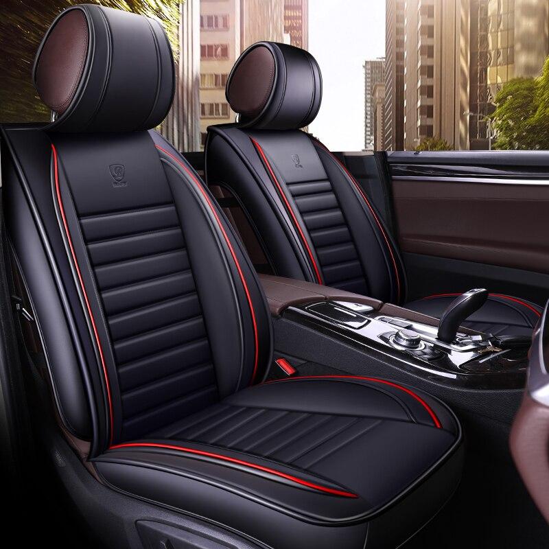 Car seat cover accessories for mitsubishi Outlander 3 xl 2008 2017 pajero 2 3 4 sport Opel antara GRANDLAND X meriva vectra b c