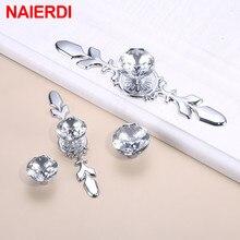 NAIERDI Luxury Diamond Crystal…