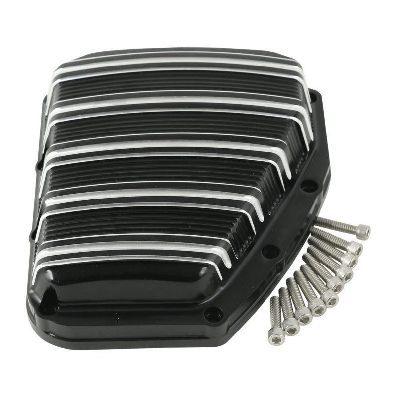 Black CNC Cam Cover Für Harley Blackline Breakout Dyna 2001-2017 Trike models