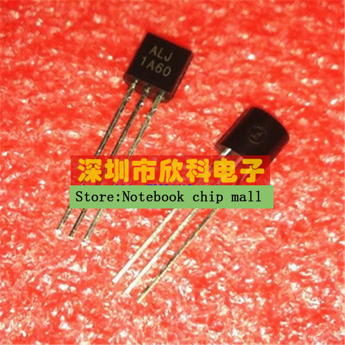10pcs/lot free shipping 1A60 TO-92 Triac 1A 600V new original Immediate delivery ...