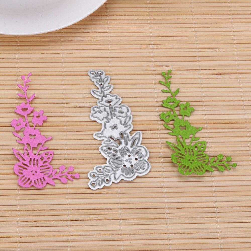Decorative Flower Metal Cutting Dies Stencils for DIY Cards Scrapbooking DecorBH