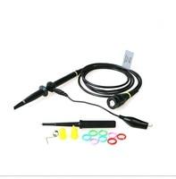 P7300 300MHz High Impedance Oscilloscope Probe Alligator Clip Test Probe Oscilloscope Logic Analyser High Voltage Probe