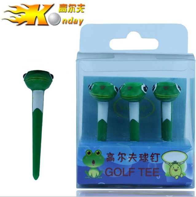 US $9 8 |3pcs/lot Golf Tees Divot Tools Joke Xmas Gift Stag Party Funny  frog golf tee free shipping on Aliexpress com | Alibaba Group