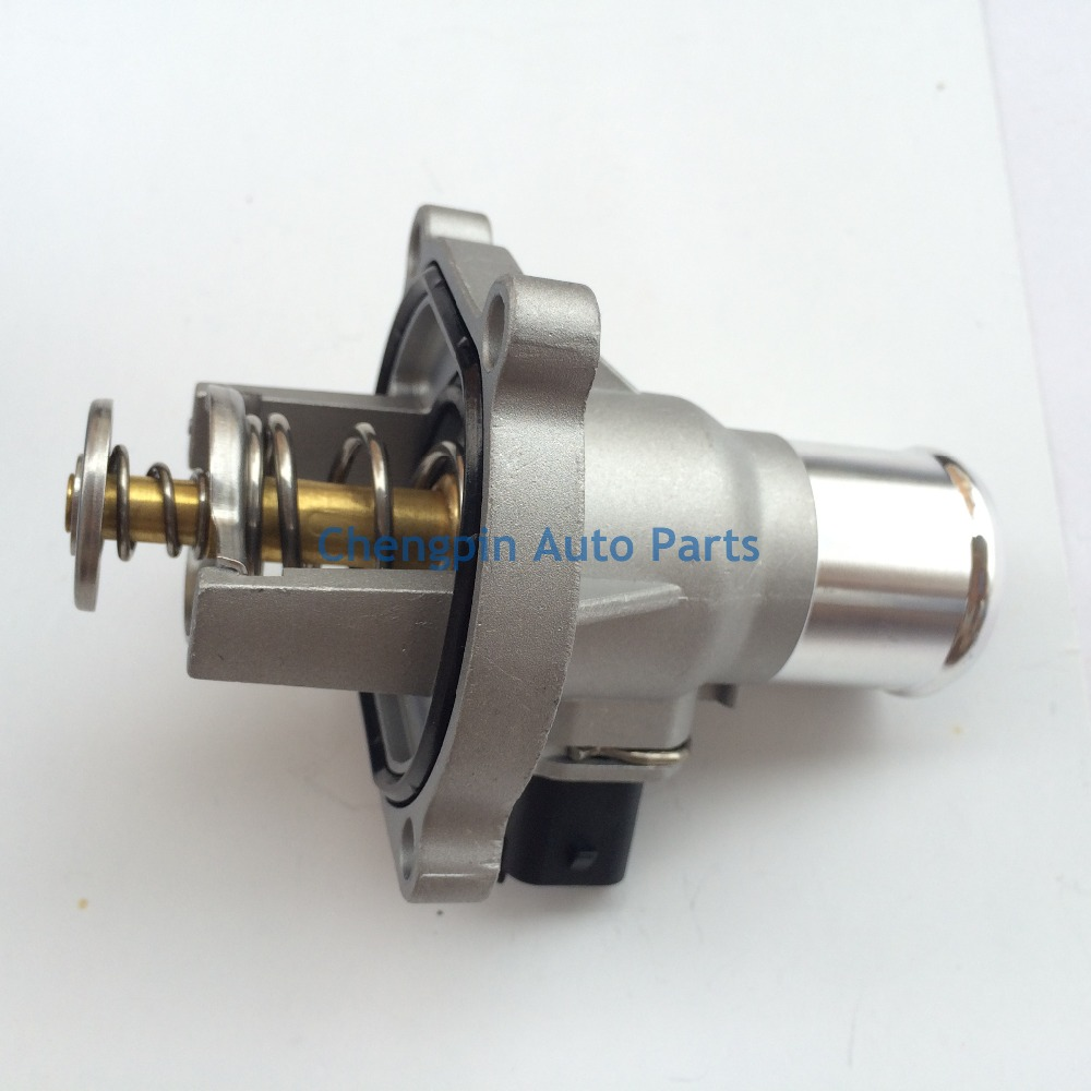 Auto Parts Engine Coolant Thermostat Assembly OEM 96984104 Thermostat Housing For Chevrolet Cruze Sonic Aveo Pontiac