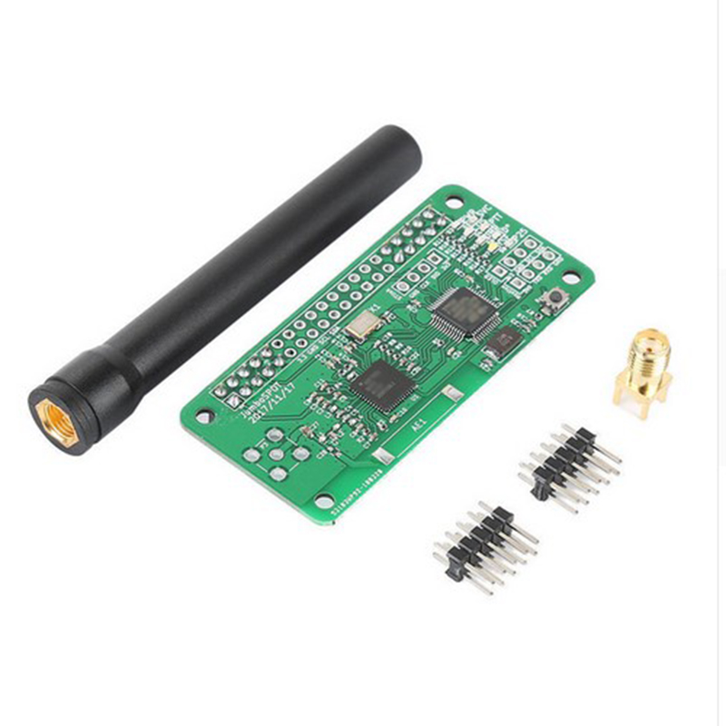MMDVM Hotspot Module P25 DMR YSF 32bit ARM Processor for Raspberry Pi Zero 3B With 433mhz Antenna Replacement Accessories|Operational Amplifier Chips| |  - title=