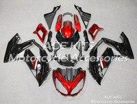 Новый мотоциклетный обтекатель abs для kawasaki ER6F 2012 2013 2015 2016 впрыска bodywor любого цвета, подходят к любому у ACE № 251