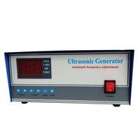 25 khz/80 khz 300 W dupla freqüência ultra-sônica gerador  diy ultrasonic generator