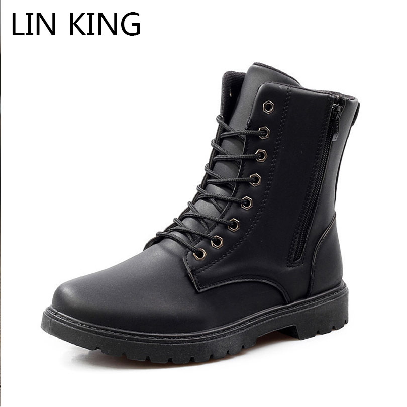 Male fashion combat boots online shopping-the world largest male ...