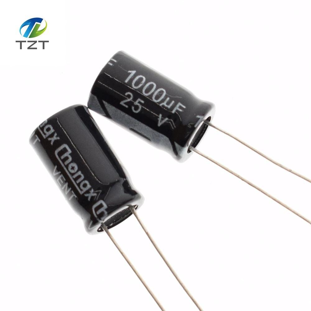 Electrolytic capacitors 25V1000UF 1000UF/25V
