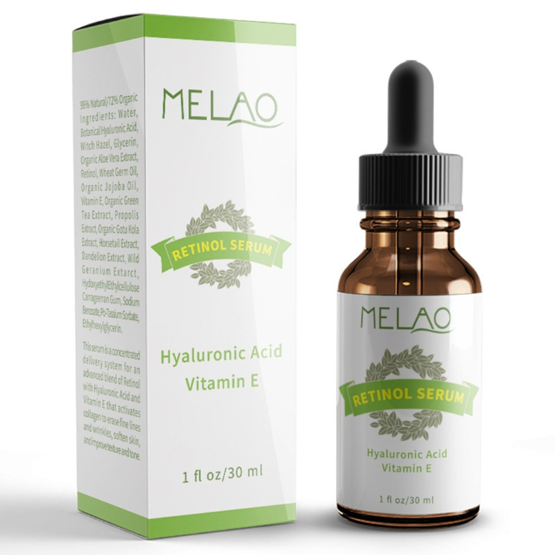 30ml Essence Liquid Deep Moisturizing Retinol Vitamin C Hyaluronic Acid Serum Anti Aging Wrinkles 5