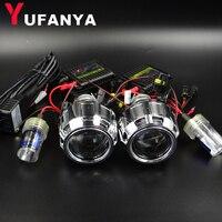 2 5 Inch Car Hid Bi Xenon Projector Lens 35w Xenon Ballast Xenon Bulb Car Assembly
