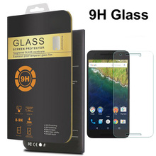 For Google Nexus 5X Pixel XL Screen Protector 0.26mm Front Premium Tempered Glass For Huawei Nexus 6P Ultra-thin Protective Film