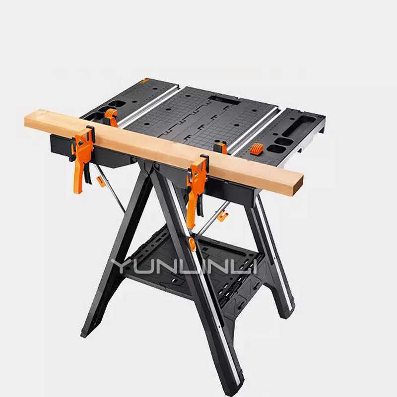 Swell Folding Woodworking Saw Table Diy Portable Multi Function Machost Co Dining Chair Design Ideas Machostcouk