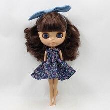 Neo Blythe Doll Swimming Dress With Headdress