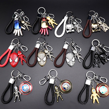Keychain cartoon character 2019 new hot car key pendant Zinc alloy fashion style A variety of styles