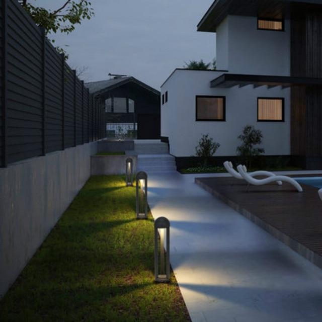 Garden Post Lighting   Lighting Ideas