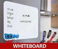 New Creative Magnetic Whiteboard Soft Whiteboard As Fridge Magnet Office Marker Blackboard Sticker