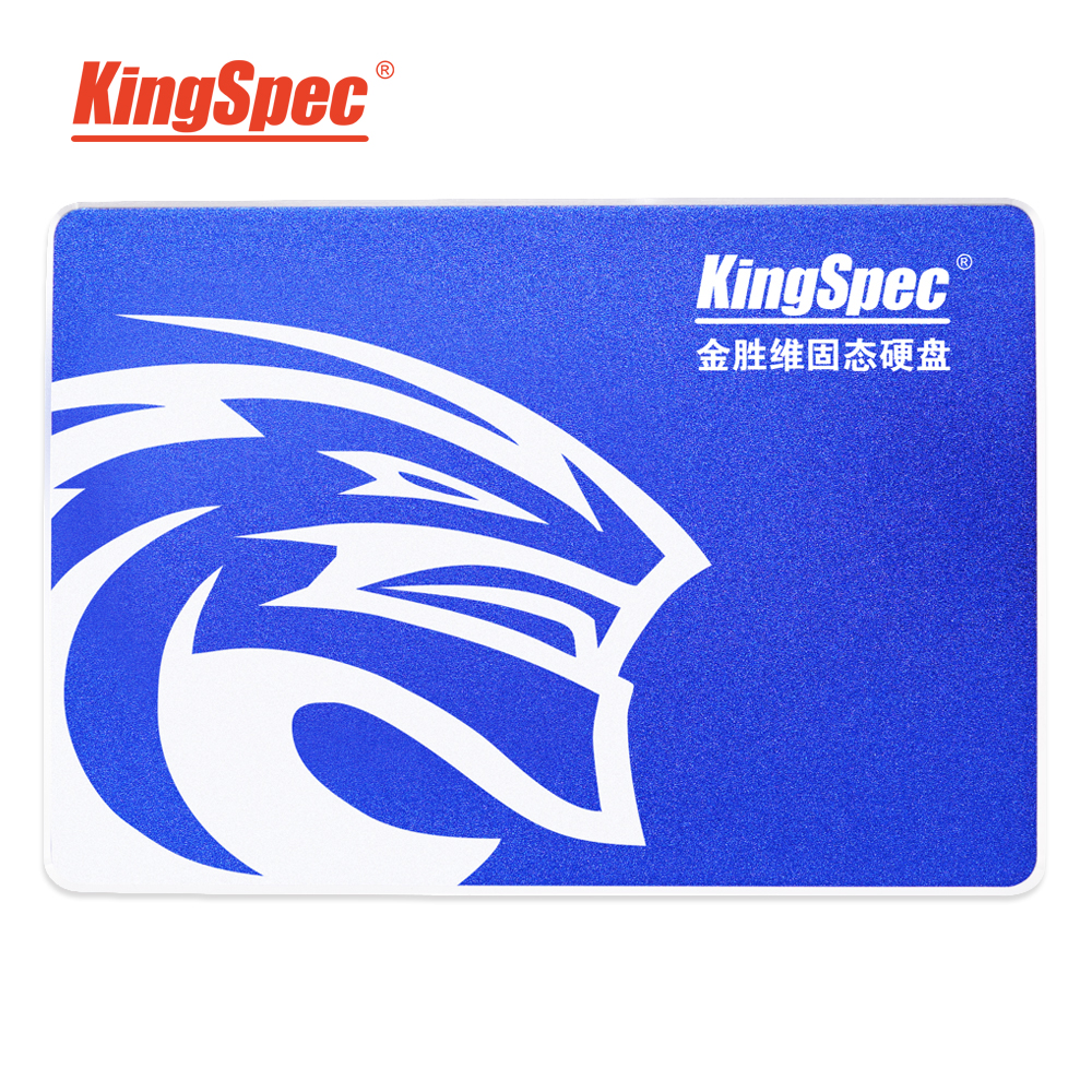 Kingspec ultra-slim metal 2.5 internal 64GB SSD HD Solid state hard Disk SATA3 6Gbp/S with super-speed for Notebook PC Computer kingspec 7mm 9 5mm metal 2 5 inch ssd hd hard drive disk internal 64 gb ssd sata3 6gb s with high speed for pc laptop