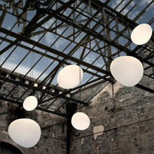 White Room Pendant Lights