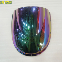 For Kawasaki ZX9R 2000 2001 2002 2003 Motorcycle Windshield/Windscreen iridium Magic color