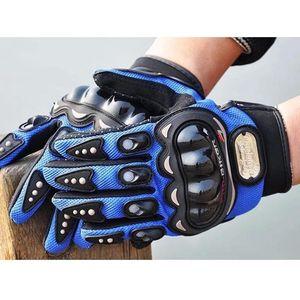 Image 5 - Motorcycle Motorbike Motocross Motor Fiber Bike Racing Gloves Glove Pro Biker