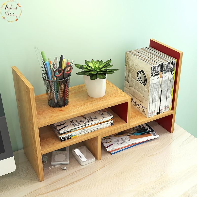 Desktop Bookshelves: Staygold Creative Bookshelves Simple Bookshelves Shelves