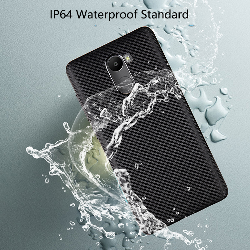 newest bc06f 0d6bb US $3.74 |BF Carbon Fiber Phone Cover For Xiaomi Redmi 4 Prime Case Coque 5  Inch Waterproof Brushed Soft TPU Case for Redmi 4 Prime Covers-in Fitted ...