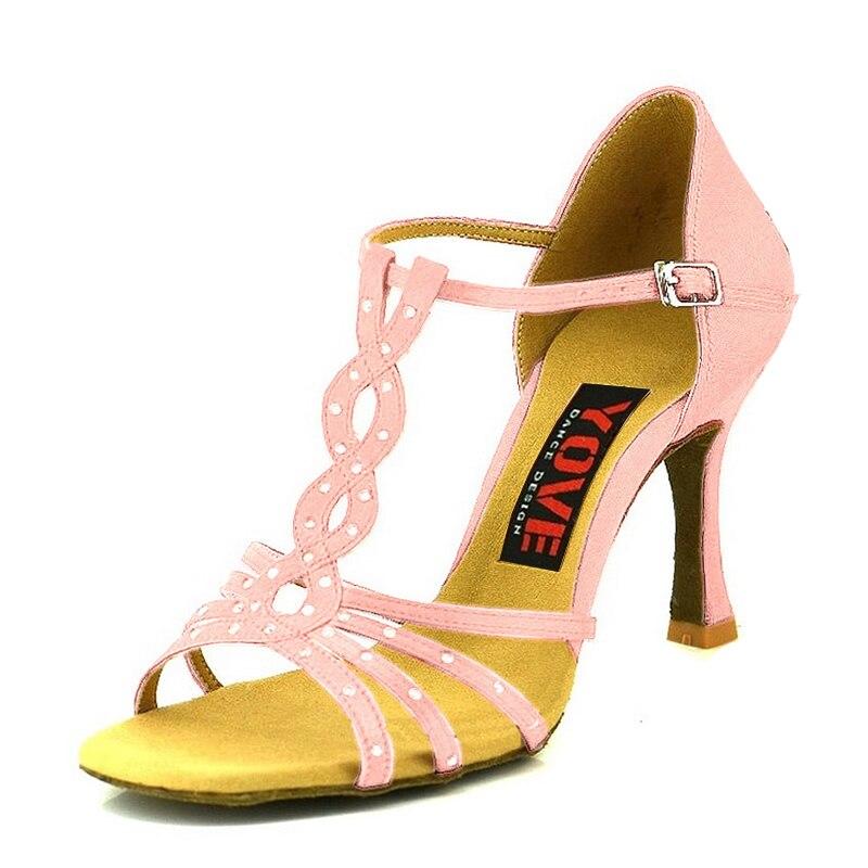 Zapatos de baile YOVE Style LD-3021-1 Zapatos de baile para mujer - Zapatillas - foto 6