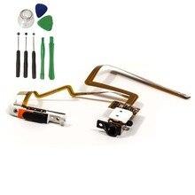 Do biegania wielbłąd słuchawki gniazdo Audio trzymać kabel przełącznika wstążka kabel do ipoda 6th gen Classic 80gb 120gb i 7th cienkie 160GB